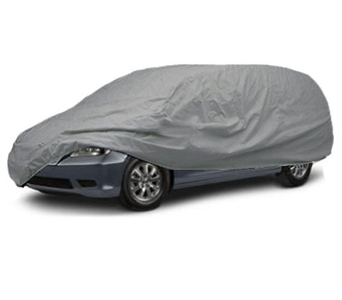 SBU 3 Layer All Weather Mini Van Car Cover fits Chrysler Town & Country 1990-2011