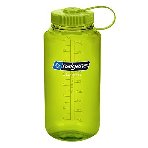 nalgene(ナルゲン) カラーボトル 広口1.0L トライタンボトル スプリンググリーン 91314