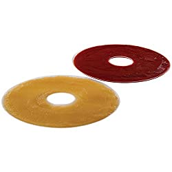 Click here to see Nesco American Harvest fruit roll sheets for dehydrators on Amazon.