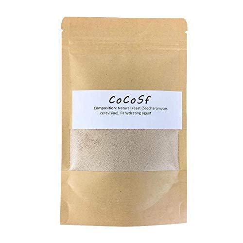 Instant Brothefe, zak brood, 100 g/300 g/500 g, brood, poeder, bakgist, ingredeint keukengist, knutselbenodigdheden voor brood voor snel opstijgen, actie 100 gramos