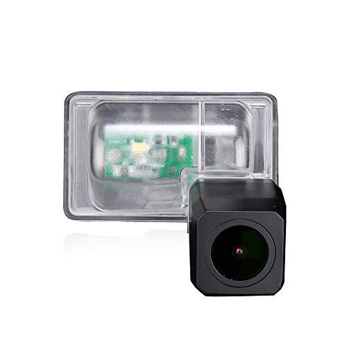 Cámara de Copia de Seguridad de Gran Angular HD 1280X720P Cámara de Visión Trasera Impermeable para Mazda CX-5 CX-9 2017-2019