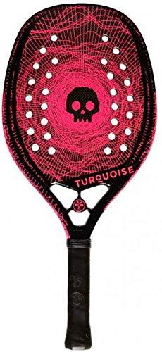 Turquoise Racchetta Beach Tennis Racket Black Death 10.1 Fucsia Pink 2020