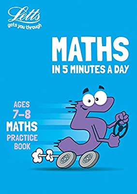 Letts maths in 5 minutes ? Letts maths in 5 minutes age 7-8 from Letts