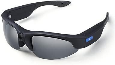 64GB Ultra Wide Angle 1080P HD Camera Glasses Video Recording Sport Sunglasses DVR Eyewear Sports Action Camera …