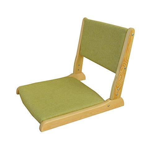 Chaises pliantes Xiaolin Fauteuil de Style Japonais avec Tabouret de lit, Fauteuil de Repos en Forme de dortoir (Couleur : 03)
