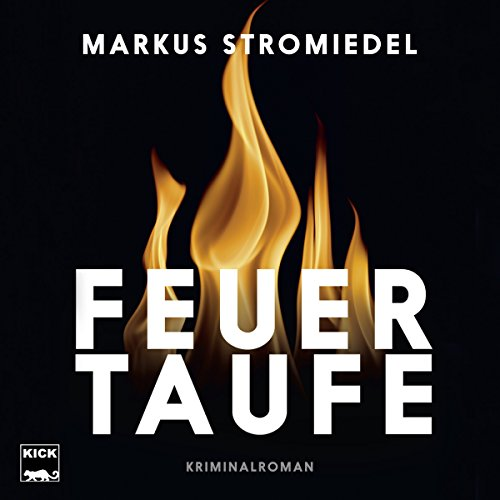 Feuertaufe audiobook cover art