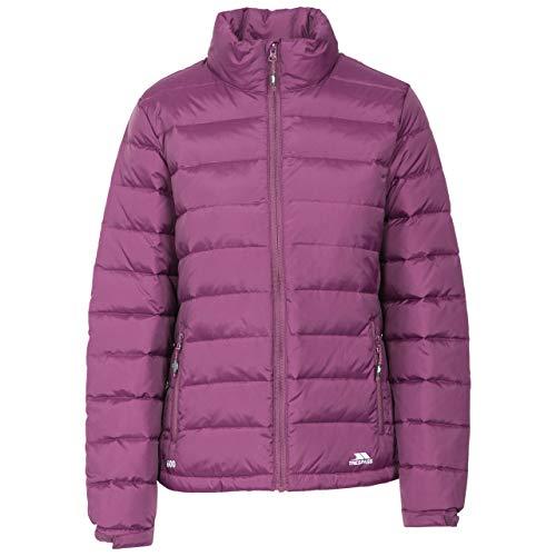 Trespass Letty, Blackberry, XL, Warme Daunenjacke 80% Daunen für Damen, X-Large, Violett / Lila