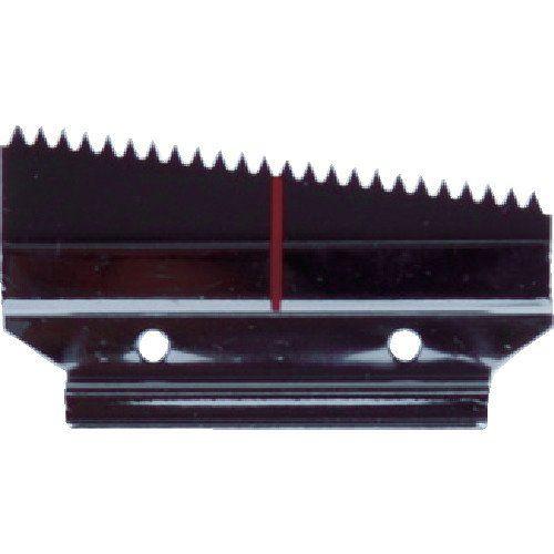 TRUSCO 樹脂製エルゴテープカッター用替刃 3枚(入数:3枚) TETC-SB
