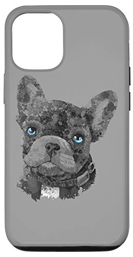 iPhone 12/12 Pro French Bulldog Gift for Frenchie Mom French Bulldog Puppy Case