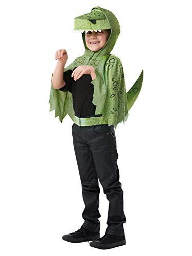 Rubie's - Disfraz oficial de Disney Toy Story 4, Rex Dinosaurio, talla única para niños de 3 a 6 años , color/modelo surtido