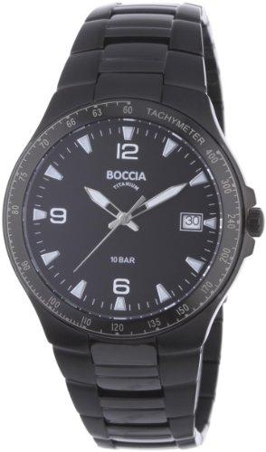 Boccia Herren-Armbanduhr Titan Sport 3627-02