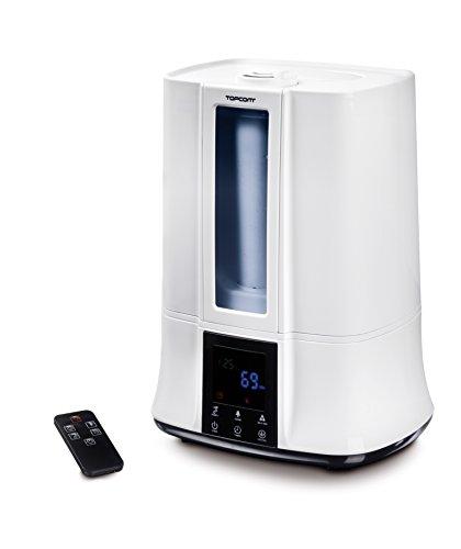 Topcom Luftbefeuchter mit warmen Wasserdampf, 1 Stück, LF-4719