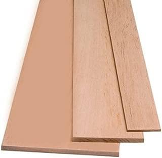 Spanish Cedar by the Piece, 1/4'' x 10'' x 48''