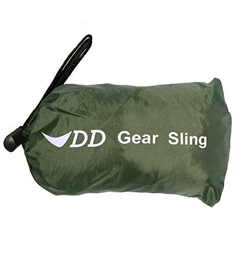 DD Gear Sling für die Aufbewahrung von Ausrüstung zur Montage unter der Outdoor Hängematte