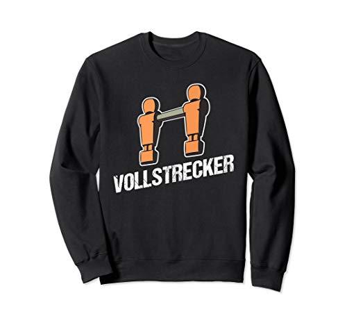 Tischfußball Spruch für Tischkicker Fans Sweatshirt
