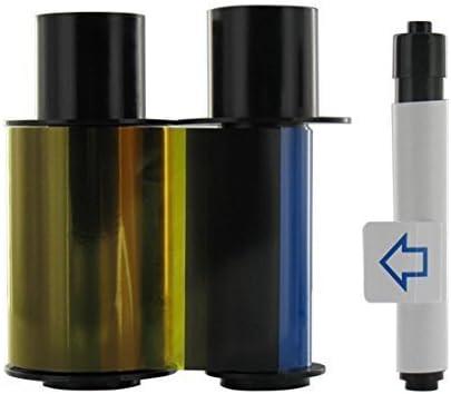 Fargo YMCKO Refill Color Ribbon for C50 Printers (45411)