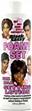 Black n' Sassy Foamy Set Firm Hold Setting Lotion 12 Oz.