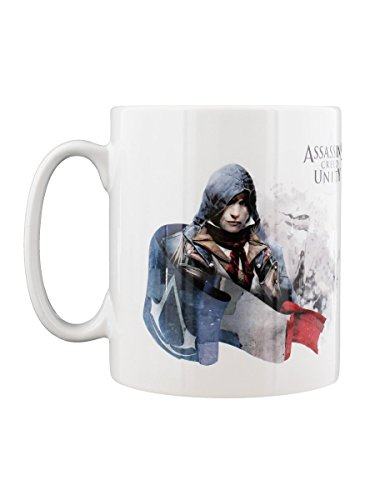 Assassin' S Creed Unity – Tricolor tazza in ceramica in confezione regalo