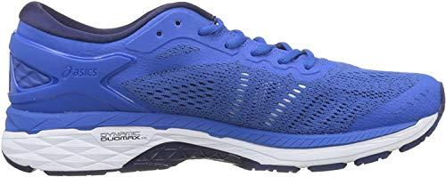 ASICS Men Gel-Kayano 24 Victoria Indigo Blue/Whit Running Shoes-10.5 UK (T749N.4549)
