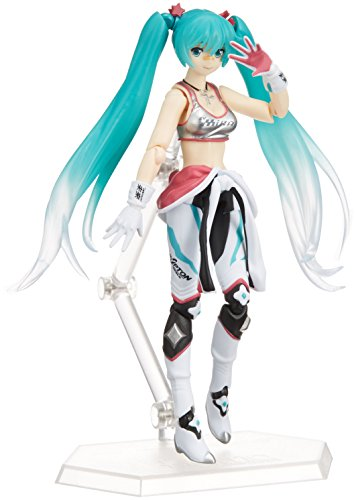 Good Smile Racing Miku 2013 Figma (EV Mirai Version)