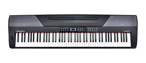 Medeli SP4000Elektrisches Keyboard, 88Tasten schwarz