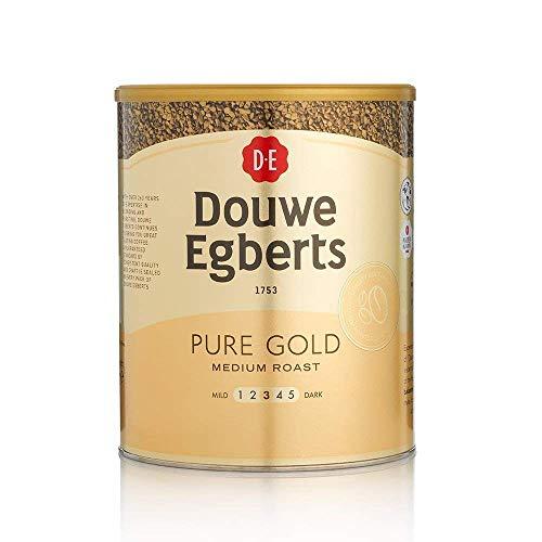 Douwe Egberts Medium Roast Pure Gold Freeze Dried Instant Coffee 750G