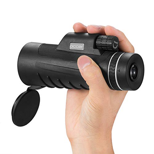 Occer 10X42 High Power Monocular Telescope