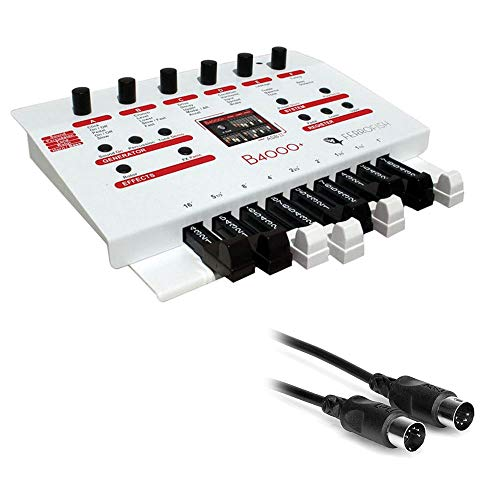 Purchase Ferrofish B4000+ Authentic Organ Sound Module with MIDI-MIDI Cable Bundle