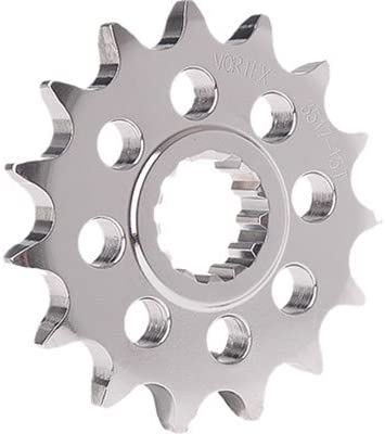 Vortex OFFicial mail order Outlet sale feature 520 Steel Front Sprocket 15 for Ducati Monster 620 Tooth