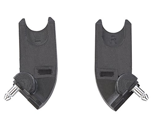 Car Seat Adapter Single (City Mini, City Mini GT, and Summit X3) for Cybex and Maxi Cosi -1967208