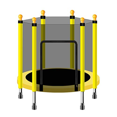 Trampoline Mini-trampoline trainingsapparaat, thuis, op kantoor, in de sportschool, in de tuin, 110 cm / 140 cm, fysieke fitness en aerobic-fitness, maximaal gewicht 200 kg