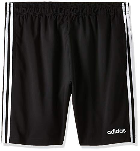 adidas Herren E 3S Chelsea Sport Shorts, Black/White, L