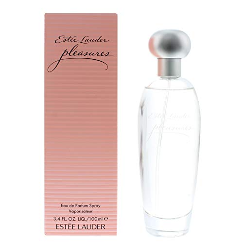 Estee Lauder Pleasures femme/woman, Eau de Parfum, Vaporisateur/Spray, 1er Pack (1 x 100 ml)