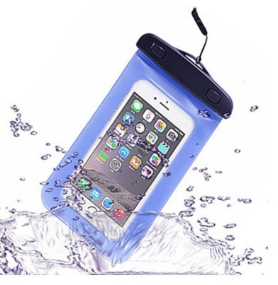Waterproof Case, Universal Clear Transparent Waterproof Cellphone Case Cover, Dry Bag for Outdoor Activitie Swimming, Surfing, Fishing, Skiing, Boating, Beach ABBOTT