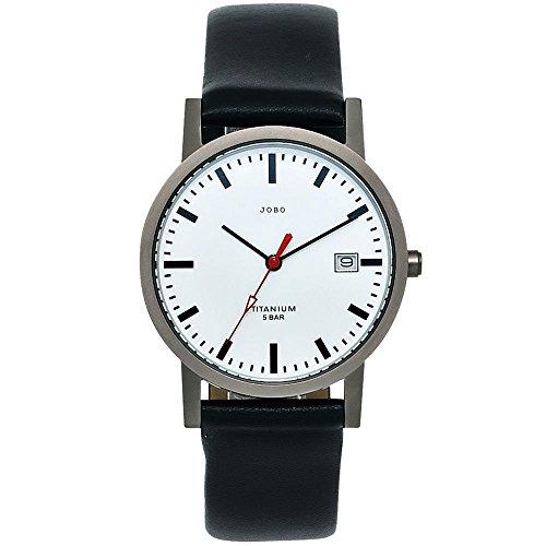 Reloj De Cuarzo Reloj de pulsera–Cuarzo Analógico Para Mujer Titan–Fecha de piel mujer reloj