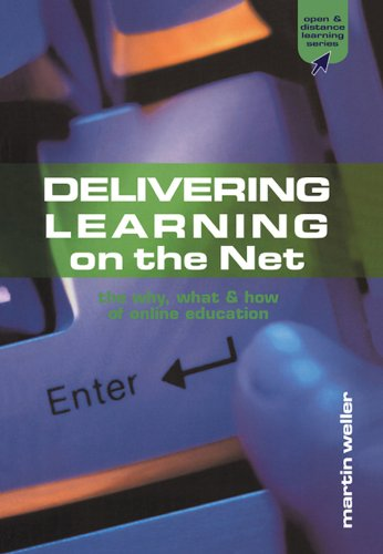 Delivering Learning on the Net: The Why, What and How of Online Education (Open and Flexible Learning Series) (English Edition) PDF Books