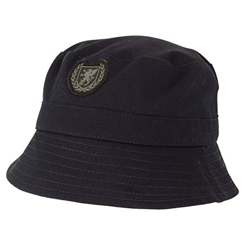 PG Wear Wende Angler Hut Bucket Hat Globetrotter blau