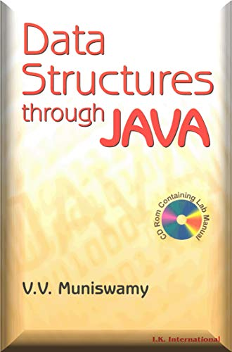 Data Structures Through Java: With CD-ROM containing Lab Manual (English Edition)