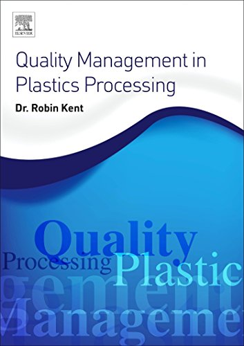 Download Quality Management in Plastics Processing 0081020821