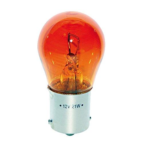 Ampoules 12V 21W BAU15S orange