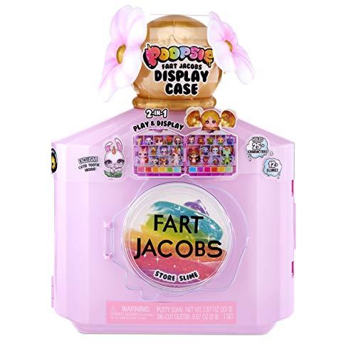 Poopsie Fart Jacobs 2-in-1 Play & Display Case