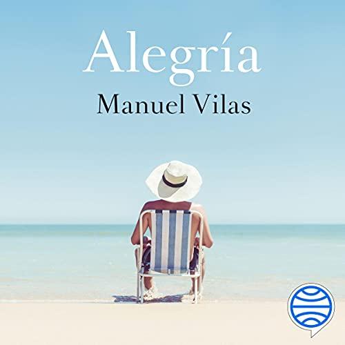 Diseño de la portada del título Alegría