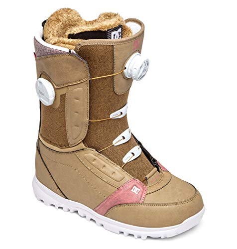 DC Shoes Lotus - Boots de Snow BOA® - Femme - EU 38.5 - Marron