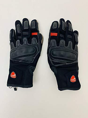 GLOVES Handschuhe kompatibel mit Ducati Motard 14 TG XS Code 981024702 Neu Original
