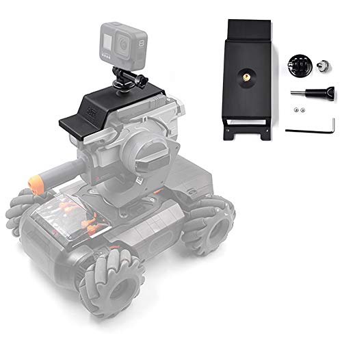Flycoo2 camerahouder voor DJI RoboMaster S1 Roboter, adapter, montage 1/4 inch, camera-interface