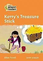 Level 4 – Kerry's Treasure Stick (Collins Peapod Readers)