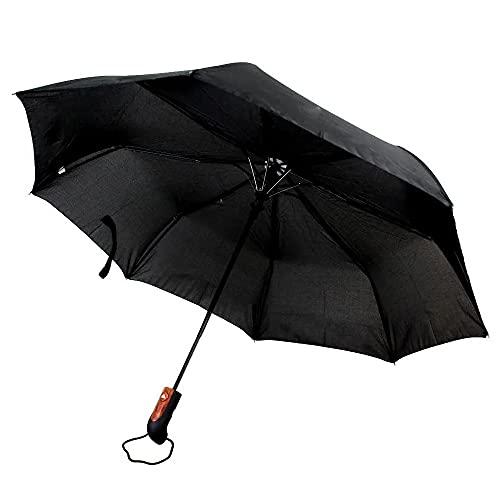 Guarda-chuva Masculina Negócios Preto