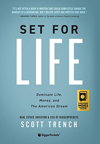 Set for Life: Dominate Life, Money, and the American Dream (Financial Freedom, 1)