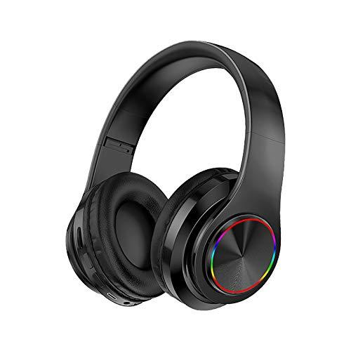 AAZR7DFS54A5 Auriculares inalámbricos Bluetooth con cancelación de ruido sobre auriculares estéreo