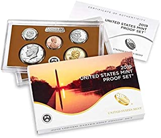 2019 S Proof Set Mint Packaged